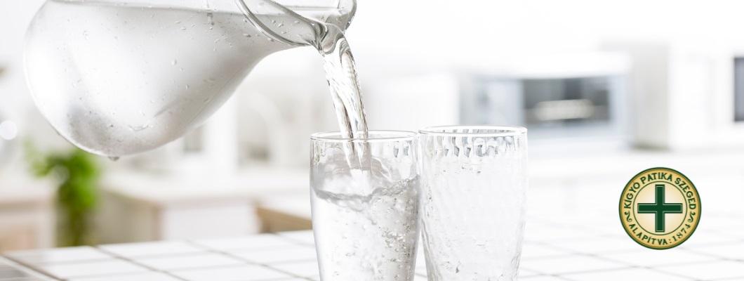 Ezért igyál sok vizet nyáron