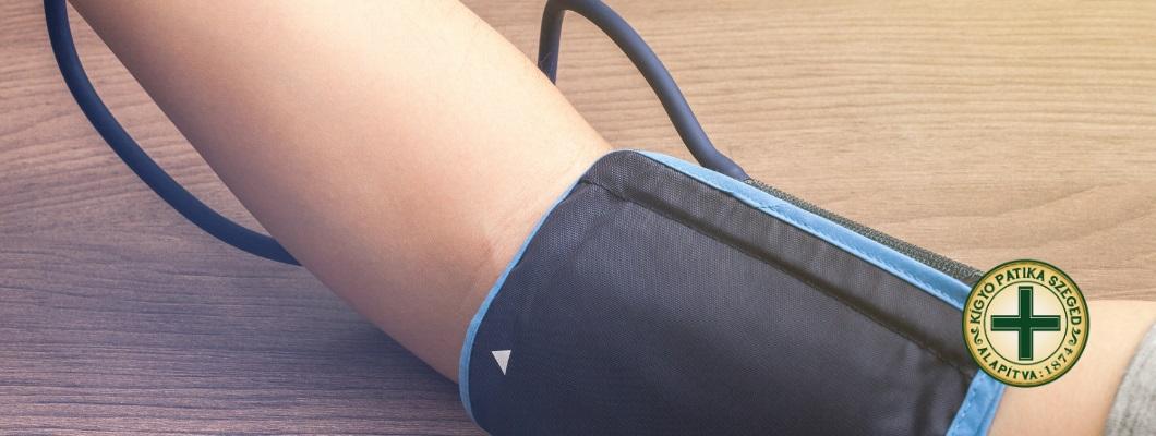 Ezért jön jól, ha van otthon vérnyomásmérő.