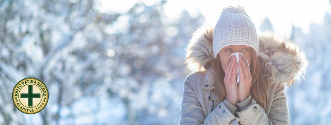 Öt gyakori téli betegség – tippeket adunk a megelőzéshez