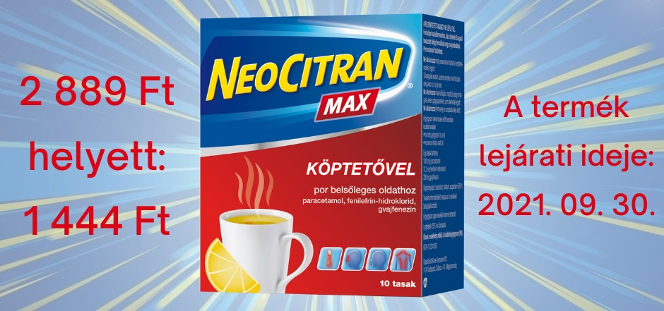 Neo Citran Max