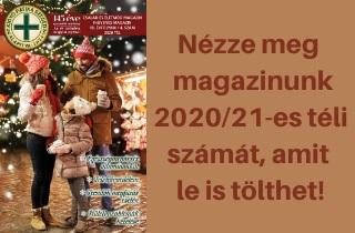Család és Életmód Magazin 2020/21 tél