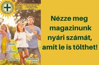 Család és Életmód Magazin 2021 nyár