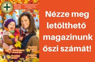 Család és Életmód Magazin 2021. ősz