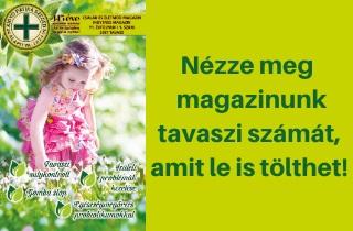 Család és Életmód Magazin 2021 tavasz