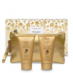 LERBOLARIO GOLDEN BOUQUET UTAZÓSZETT - 75 ML + 75 ML