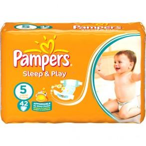 PAMPERS SLEEP PLAY NADRPEL JUNIOR 11-25 KG - 42 X