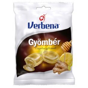 VERBENA GYÖMBÉR CUKORKA - 60 G