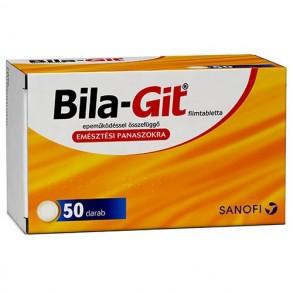 BILA-GIT FILMTABLETTA - 50X BUB