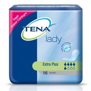 TENA LADY EXTRA PLUS INK BETÉT - 16X