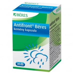 ANTIFRONT HERBAL KAPSZULA BÉRES - 30 X
