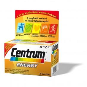 CENTRUM ENERGY A-Z ÉTREND-KIEGÉSZÍTŐ TABLETTA - 30X