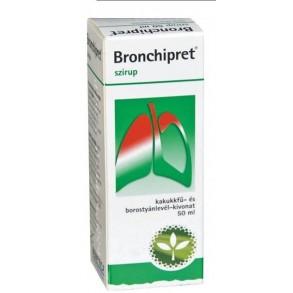 BRONCHIPRET SZIRUP - 50ML