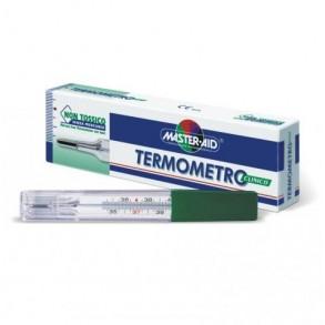 LÁZMÉRŐ MASTER AID 4 PERCES HIGANYMENTES THERMOMET - 1 X