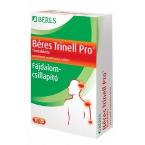 BÉRES TRINELL PRO FILMTABLETTA - 10X