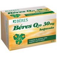 BERES Q10 30MG KEMÉNY KAPSZULA - 60X BUB