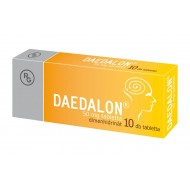 DAEDALON 50MG TABLETTA - 10X