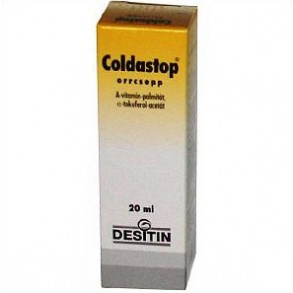 COLDASTOP ORRCSEPP - 20ML