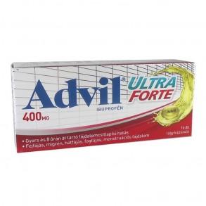 ADVIL ULTRA FORTE LÁGY KAPSZULA - 16X