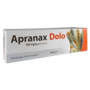 APRANAX DOLO 100 MG/G GÉL - 150 G