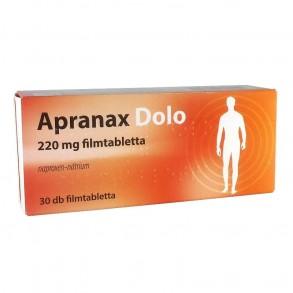 APRANAX DOLO 220 MG FILMTABLETTA - 30X