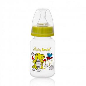 BABY BRUIN POLIPROPILÉN CUMISÜVEG BPA MENTES 120 ML - 1X