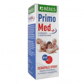 BÉRES PRIMOMED SEBÁPOLÓ SPRAY - 60 ML