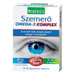 BÉRES SZEMERŐ OMEGA-3 KOMPLEX KAPSZULA - 45X