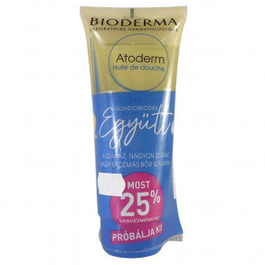 BIODERMA ATODERM TRIAL KIT - 100 ML + 75 ML - 1X