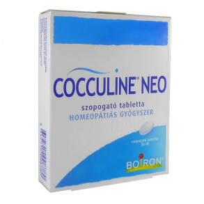 COCCULINE NEO SZOPOGATÓTABLETTA - 30X