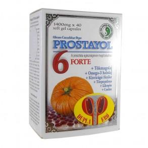 DR. CHEN PROSTAYOL 6 1400 MG FORTE KAPSZULA - 40X