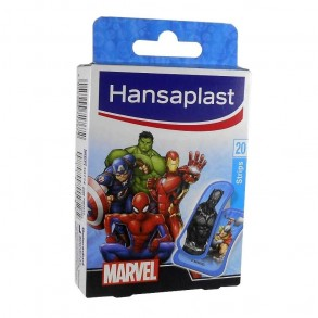 HANSAPLAST MARVEL SEBTAPASZ - 20X