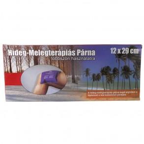 HIDEG-MELEGTERÁPIÁS PÁRNA 12 X 29 CM - WOLF OM - 1X
