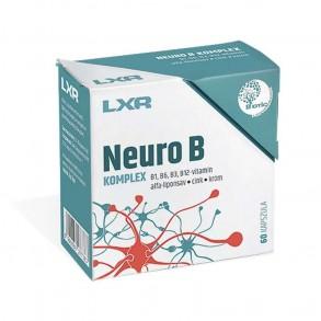 LXR NEURO B KOMPLEX KAPSZULA - 60X