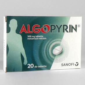 ALGOPYRIN 500 MG TABLETTA - 20X