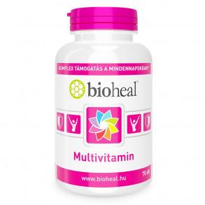 BIOHEAL MULTIVITAMIN TABLETTA - 70X