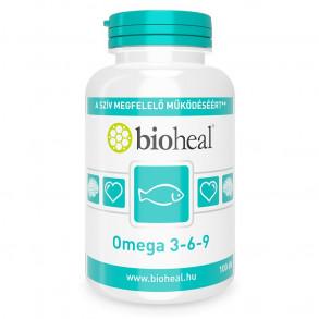BIOHEAL OMEGA 3-6-9 KAPSZULA - 100X