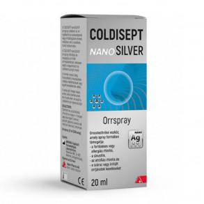 COLDISEPT NANOSILVER ORRSPRAY - 20 ML