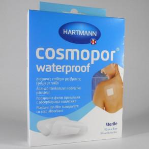 COSMOPOR WATERPROOF STERIL SEBTAPASZ 10 X 8 CM  - 5X