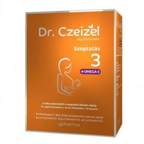 DR. CZEIZEL SZOPTATÁS 3 FILMTABLETTA ÉS KAPSZULA - 2 X 30X + 30X