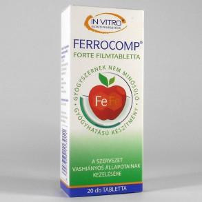 FERROCOMP FORTE TABLETTA - 20X
