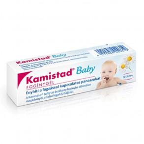 KAMISTAD BABY FOGÍNYGÉL - 10 ML