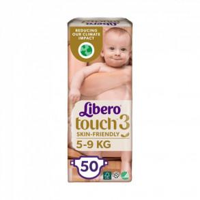 LIBERO TOUCH 3 JUMBO NADRÁGPELENKA 5-9 KG - 50X
