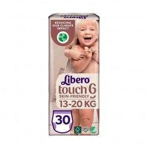 LIBERO TOUCH 6 BUGYIPELENKA 13-20 KG - 30X