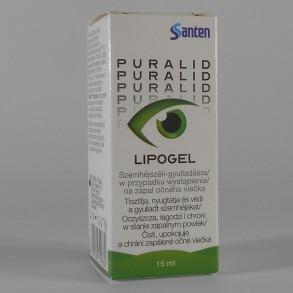 PURALID LIPOGEL MD SZEMHÉJGÉL - 15 ML