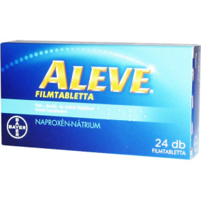 ALEVE FILMTABLETTA - 24X BUB