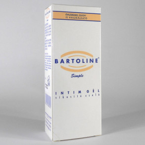 BARTOLINE SÍKOSÍTÓ INTIM ZSELÉ - 60 ML