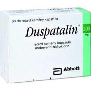 DUSPATALIN 200MG RETARD KEM KAPSZULA - 30X BUB