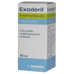 EXODERIL 10MG/ML KÜLS OLDAT - 10ML