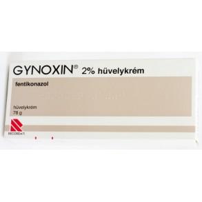 GYNOXIN 2% HÜVELYKRÉM - 78G