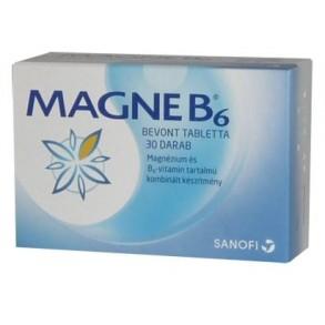 MAGNE B6 BEVONT TABLETTA - 30X BUB